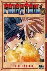 Télécharger le livre en ligne google Fairy Tail T59 9782811639709 PDB iBook par Hiro Mashima