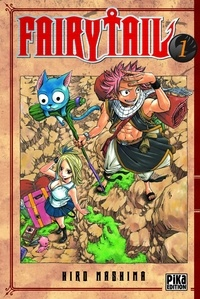 Hiro Mashima - Fairy Tail Tome 1 : .
