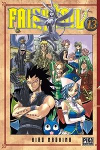 Hiro Mashima - Fairy Tail Tome 13 : .