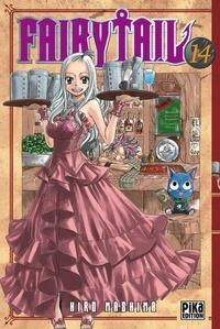 Ebook gratuit mobi téléchargements Fairy Tail Tome 14