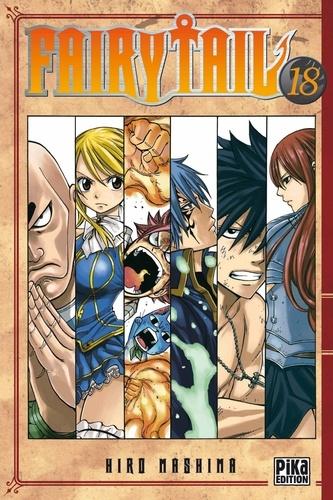 Fairy Tail Tome 18 Tankobon