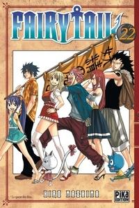 Téléchargez l'ebook gratuit pour kindle Fairy Tail Tome 22 par Hiro Mashima