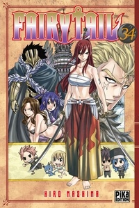 Ebooks téléchargements Fairy Tail Tome 34 in French par Hiro Mashima