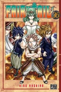 Fairy Tail Tome 36 - Hiro Mashima |