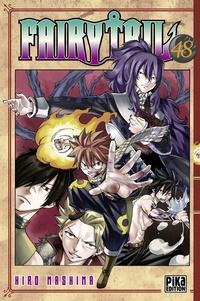 Fairy Tail Tome 48 - Hiro Mashima  