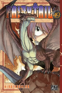 Pdf ebooks magazines télécharger Fairy Tail Tome 49 par Hiro Mashima