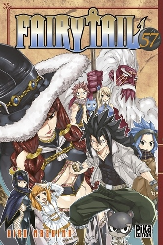 Fairy Tail Tome 57 Tankobon