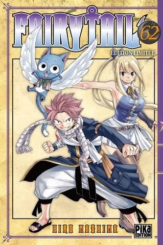 Fairy Tail Tome 62 Tankobon
