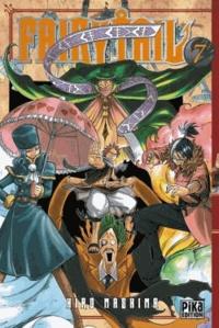 Fairy Tail Tome 7 Pdf Livre En Ligne