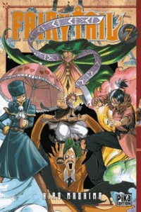 Hiro Mashima - Fairy Tail Tome 7 : .