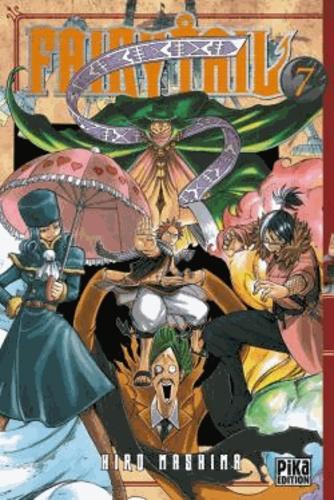 Fairy Tail Tome 7 Tankobon