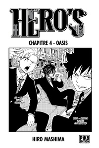 Hiro Mashima - Hero's Chapitre 4 - Oasis.