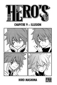 Hiro Mashima - Hero's Chapitre 9 - Illusion.