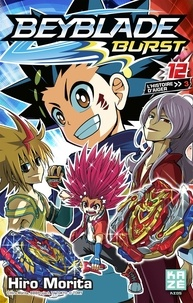 Amazon livres audibles télécharger Beyblade Burst Tome 12