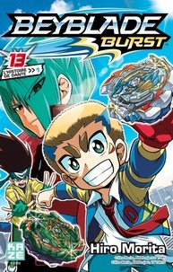 Ebooks txt télécharger Beyblade Burst Tome 13  in French 9782820337696