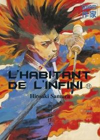 Hiroaki Samura - L'habitant de l'infini Tome 11 : .