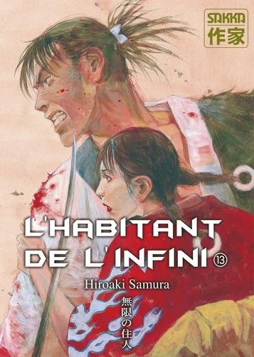 Hiroaki Samura - L'habitant de l'infini Tome 13 : .