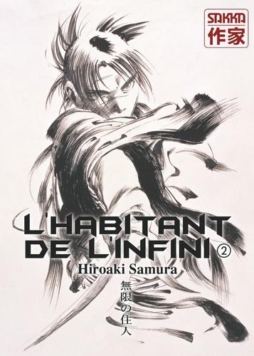 Hiroaki Samura - L'habitant de l'infini Tome 2 : .