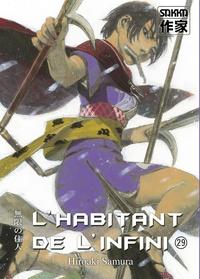 Hiroaki Samura - L'habitant de l'infini Tome 29 : .