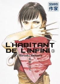Hiroaki Samura - L'habitant de l'infini Tome 3 : .