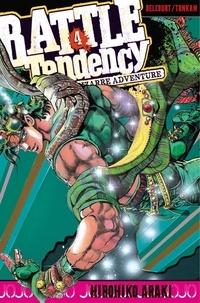 Hirohiko Araki - Battle Tendency-Jojo's Bizarre Adventure Tome 4 : .