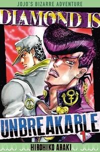 Hirohiko Araki - Diamond is unbreakable - Jojo's Bizarre Adventure Tome 1 : .