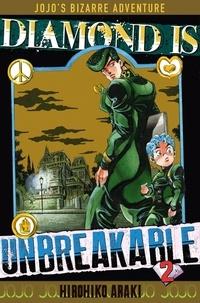 Hirohiko Araki - Diamond is unbreakable - Jojo's Bizarre Adventure Tome 2 : .