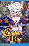 Hirohiko Araki - Jojo's Bizarre Adventure - Golden Wind Tome 13 : .