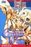 Hirohiko Araki - Jojo's Bizarre Adventure - Golden Wind Tome 2 : .