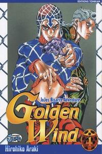 Hirohiko Araki - Jojo's Bizarre Adventure - Golden Wind Tome 4 : .