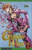 Hirohiko Araki - Jojo's Bizarre Adventure - Golden Wind Tome 8 : .