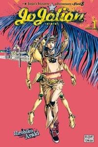 Hirohiko Araki - Jojo's Bizarre Adventure - Jojolion Tome 1 : Bienvenue à Morio.