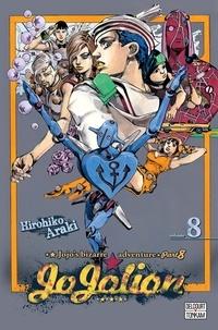 Hirohiko Araki - Jojo's Bizarre Adventure - Jojolion Tome 8 : Vacances quotidiennes.