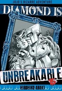 Hirohiko Araki - Jojo's - Diamond is unbreakable T15.