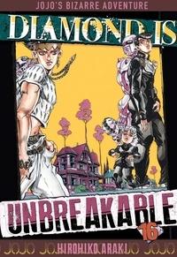 Hirohiko Araki - Jojo's - Diamond is unbreakable T16.
