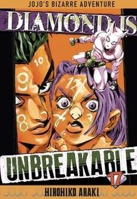 Hirohiko Araki - Jojo's - Diamond is unbreakable T17.