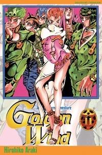 Hirohiko Araki - Jojo's - Golden Wind T11.
