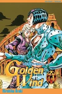 Hirohiko Araki - Jojo's - Golden Wind T14.