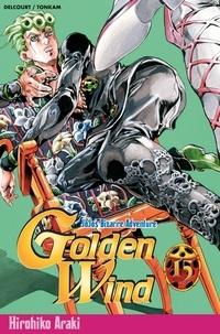 Hirohiko Araki - Jojo's - Golden Wind T15.