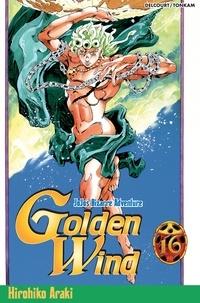 Hirohiko Araki - Jojo's - Golden Wind T16.