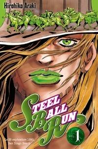 Hirohiko Araki - Jojo's - Steel Ball Run T01.