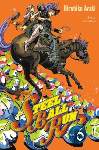 Jojo's - Steel Ball Run T06
