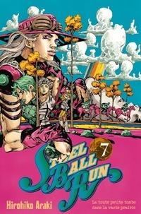 Hirohiko Araki - Jojo's - Steel Ball Run T07.