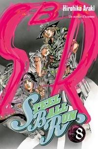Hirohiko Araki - Jojo's - Steel Ball Run T08.