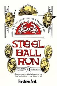 Hirohiko Araki - Jojo's - Steel Ball Run T24.
