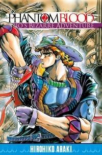 Hirohiko Araki - Jojo's Bizarre Adventure - Phantom blood Tome 2 : .