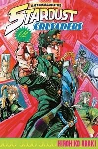 Hirohiko Araki - Stardust Crusaders Tome 2 : .