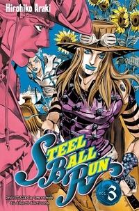 Hirohiko Araki - Steel Ball Run Tome 3 : .