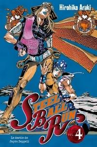 Hirohiko Araki - Steel Ball Run Tome 4 : .