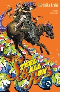 Hirohiko Araki - Steel Ball Run Tome 6 : .